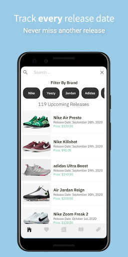 SoleInsider | Sneaker Release Dates screenshot 1