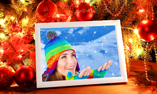 Christmas Photo Frames screenshot 4