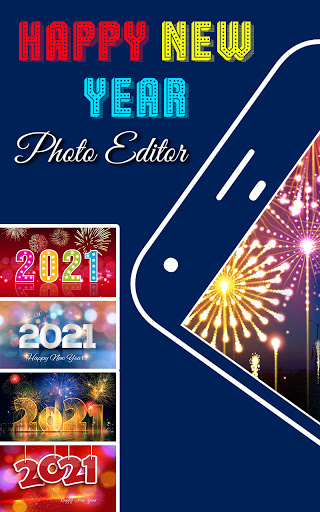 New Year Photo Editor - Photo Frames screenshot 9