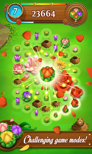 Blossom Blast Saga screenshot 2
