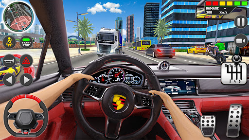City Driving School Simulator screenshot 2