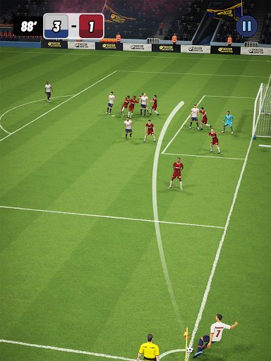 Soccer Super Star screenshot 11