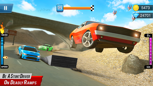 Racing Games Madness screenshot 4