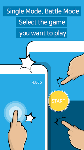5s DES - Finger Game, Battle screenshot 2
