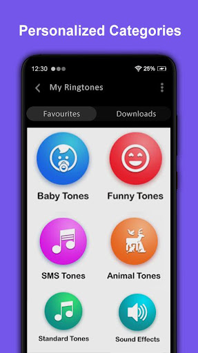 Free Music Ringtones screenshot 2