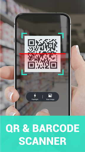 Free QR Scanner screenshot 1