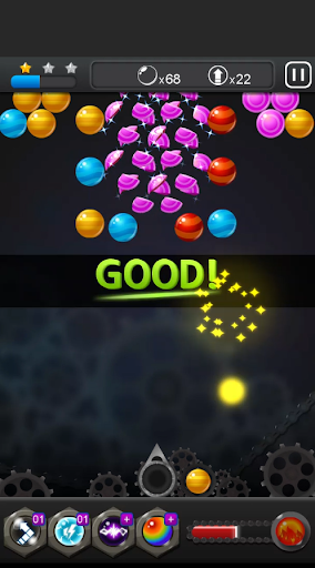 Bubble Shooter Mission screenshot 2