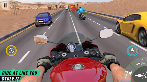 Bike Attack New Games screenshot 2