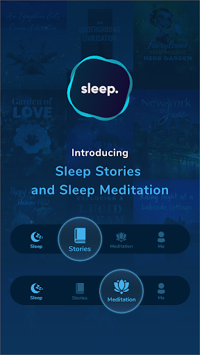 Free Calm Sleep screenshot 2