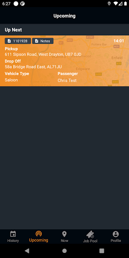 SAFE4U Driver screenshot 2