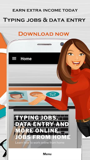Typing jobs guide! Work at home screenshot 2