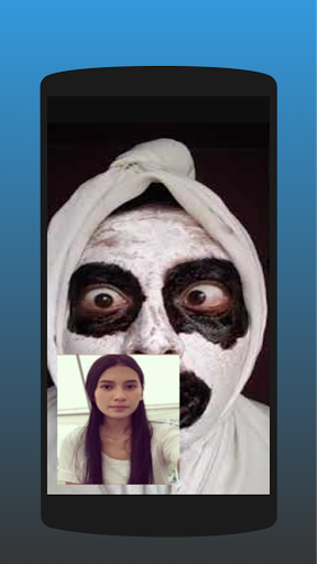 Live Call pocong ! screenshot 3