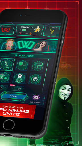 Spy Ninja Network screenshot 2