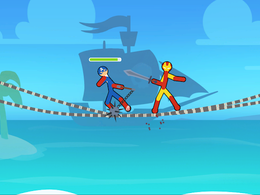Stickman Fight Supreme Warriors screenshot 8
