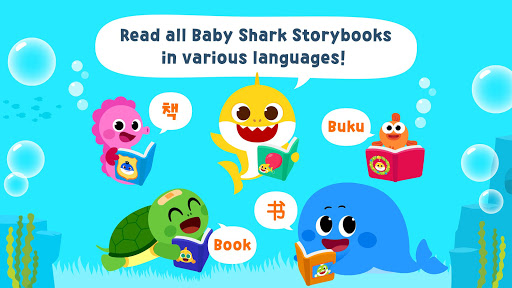 Pinkfong Baby Shark Storybook screenshot 2