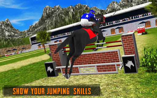 Horse Jumping Simulator 2020 screenshot 14