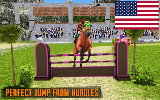Horse Jumping Simulator 2020 screenshot 11