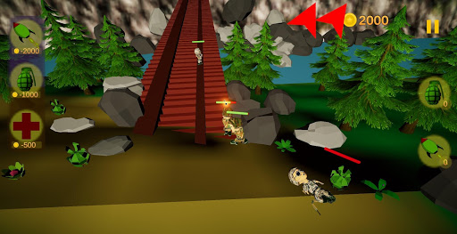 Tiny Soldiers screenshot 3