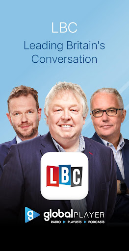 LBC Radio App screenshot 1
