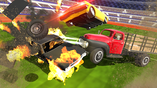 Derby Extreme Simulator screenshot 5