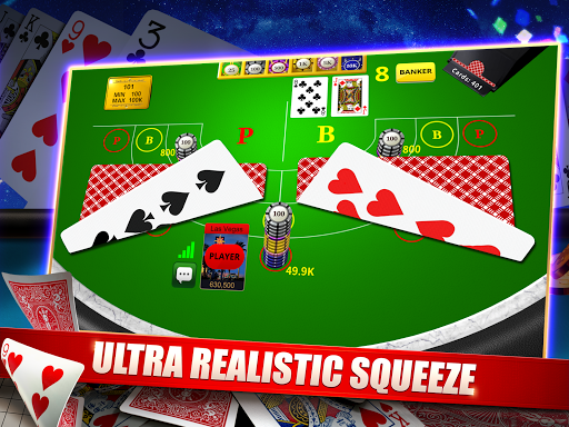 Dragon Ace Casino - Baccarat screenshot 8