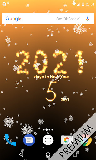 New Year countdown 2021 screenshot 8