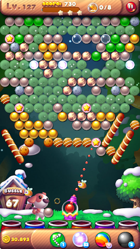 Bubble Bird Rescue 2 - Shoot! screenshot 7
