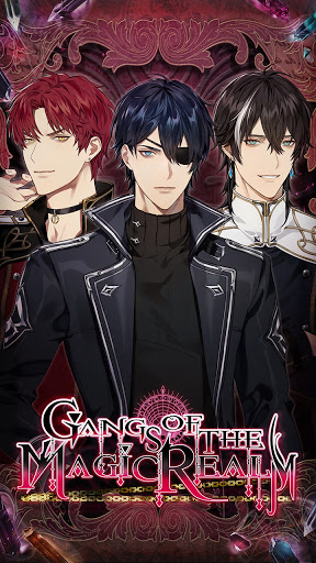 Gangs of the Magic Realm: Otome Romance Game screenshot 1