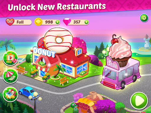 Cooking Tasty: The Worldwide Kitchen Cooking Game screenshot 8