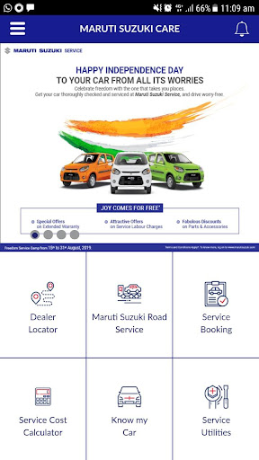 Maruti Care screenshot 2