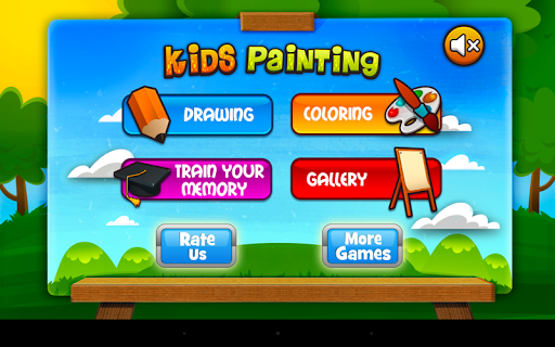 Kids Painting (Lite) screenshot 1