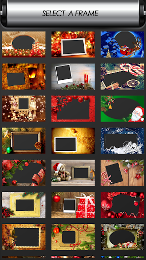 Christmas Photo Frames screenshot 2