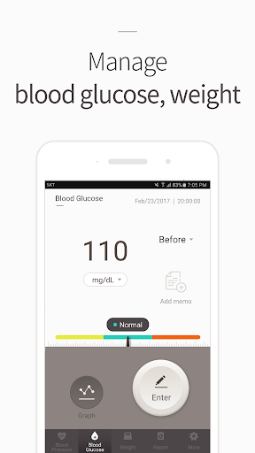 Blood Pressure(BP) Diary screenshot 2