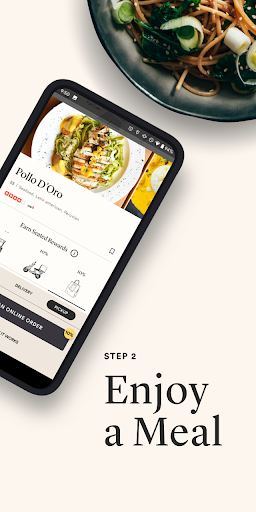 Seated: 30% Off Restaurant Reservations & Delivery screenshot 3