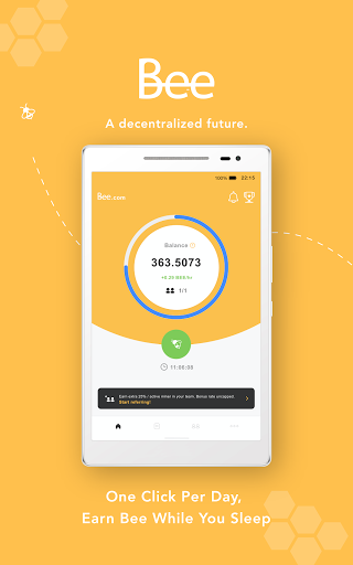 Bee Network:Phone-based Digital Currency screenshot 12