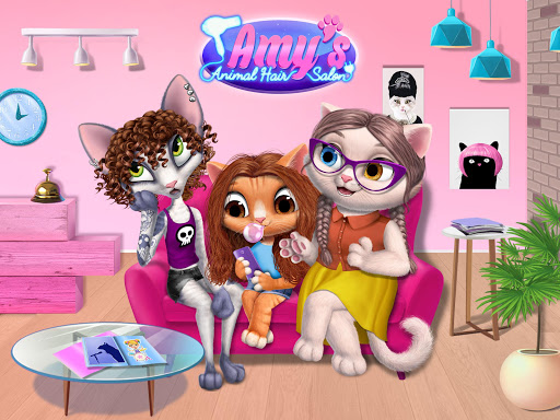 Amy's Animal Hair Salon screenshot 9