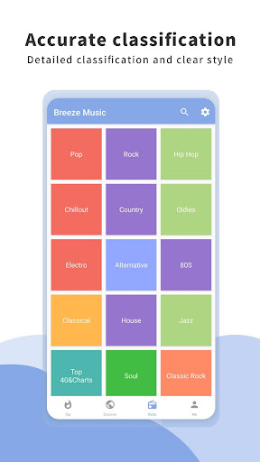 Breeze Music screenshot 3