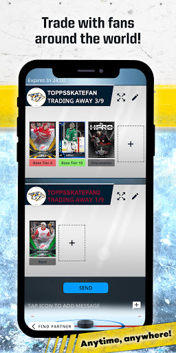 Topps® NHL SKATE™ screenshot 2
