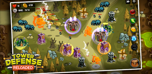 Tower Defense Reloaded screenshot 7