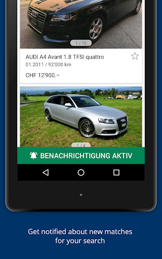 AutoScout24 Switzerland - Find your new car screenshot 16