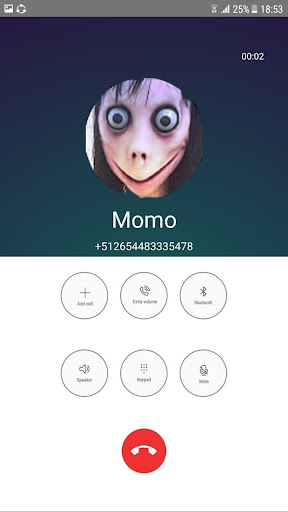 fake call from momo screenshot 4