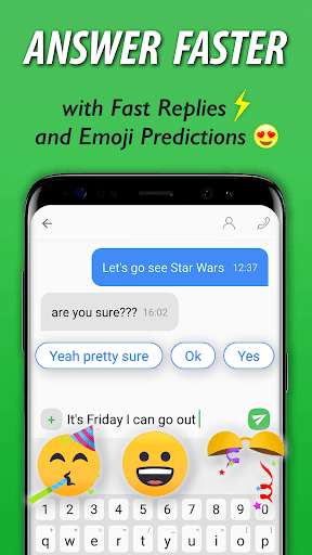 Smart Messages for SMS, MMS and RCS screenshot 2