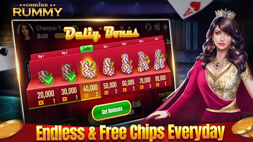 Indian Rummy Comfun-13 Cards Rummy Game Online screenshot 6