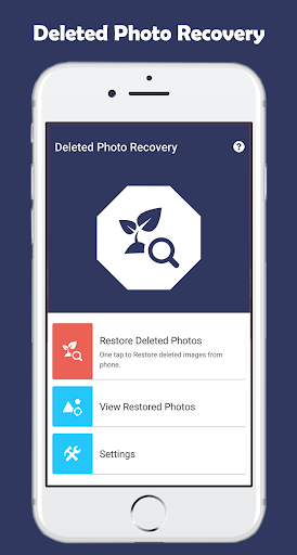 Deleted Photo Recovery screenshot 1