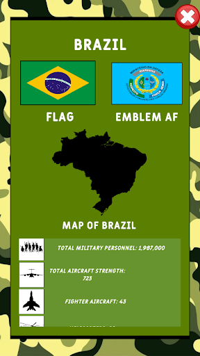 Armies of the countries of the world | With Flags captura de tela 4