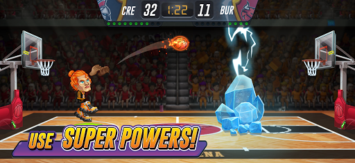 Basketball Arena screenshot 2