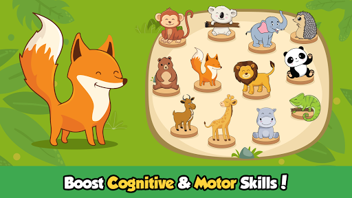 Toddler Puzzles for Kids screenshot 3