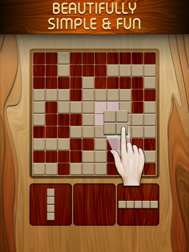 Woody Block Puzzle ® screenshot 10