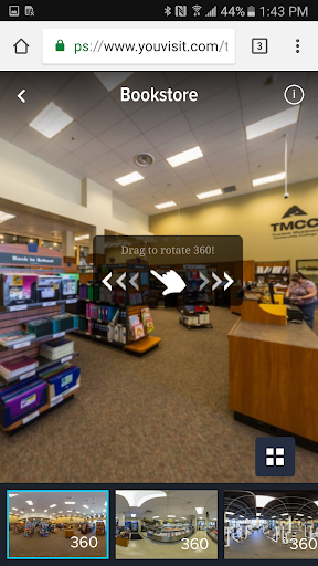 TMCC Virtual Tour screenshot 2