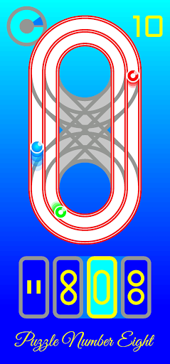 Puzzle Number Eight screenshot 2